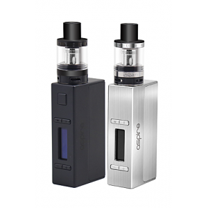ASPIRE EVO 75 Kit Silver