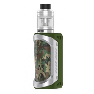 Geek Vape Aegis 100W 26650 TC Kit with Shield Tank