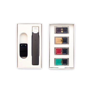 Juul - Starter Kit 4ct box