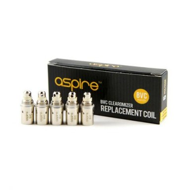 ASPIRE Atlantis BVC Coil (5 pack)