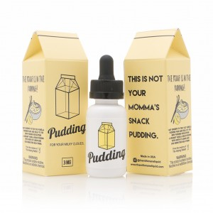 The Milkman - Pudding - 30ml