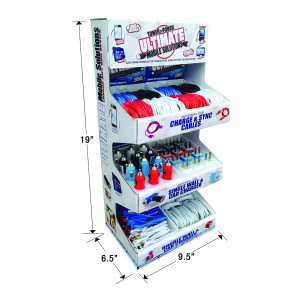 Tower of Power - 120ct Countertop Display