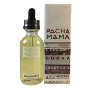 Pacha Mama - Strawberry Guava Jackfruit - 60ml