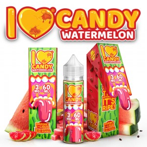 Mad Hatter - I Love Candy Watermelon - 60ml