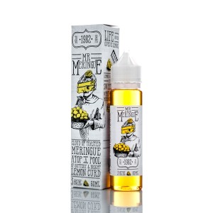 Mr. Meringue - Lemon Meringue Pie - 60ml