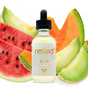 Naked - All Melon - 60ML