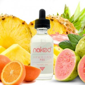 Naked - Hawaiian Pog - 60ML