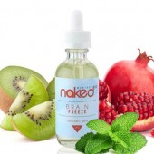 Naked - Menthol - Brain Freeze - 60ML