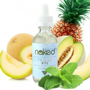 Naked - Menthol - Frost Bite - 60ML