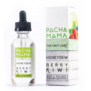 Pacha Mama - Mint Leaf Honeydew Berry Kiwi - 60ml