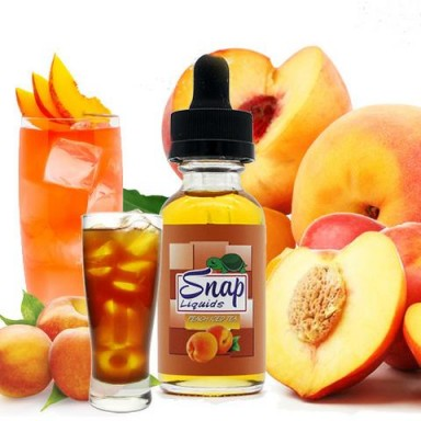 Snap - Peach Iced Tea - 30ml
