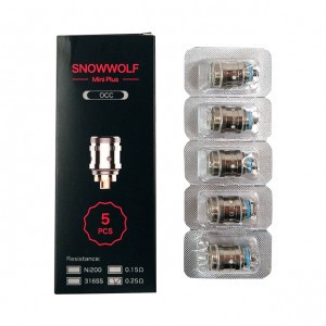 Laisimo SnowWolf  Mini Plus OCC Coils