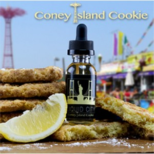Liquid City - Coney Island Cookie 30ml