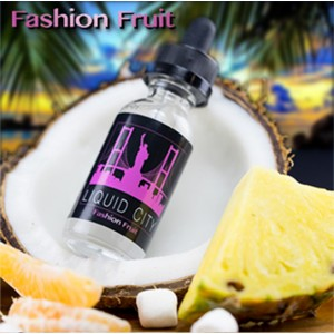 Liquid City - Fashion Fruit 30ML
