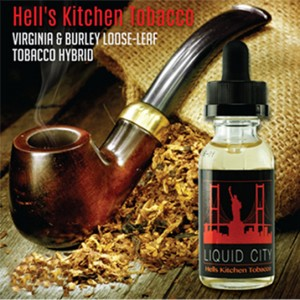 Liquid City - Hell's Kitchen Tobacco 30ML