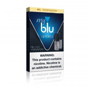MyBLU Honeymoon Intense Pods (5ct Box)