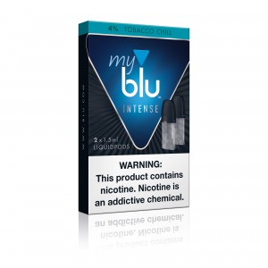 MyBLU Tobacco Chill Intense Pods (5ct Box)