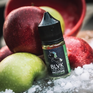 BLVK Unicorn - Apple Nicotine Salt 30ml