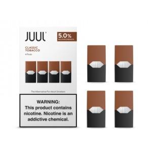Juul Pods - Classic Tobacco 5% 8ct box