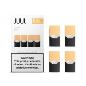 Juul Pods - Creme Bruule 5% 8ct box