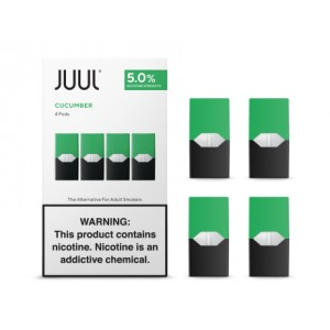COMING SOON  Juul Pods - Cool Cucumber 5% 8cT Box