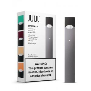 Juul - Starter Kit 4ct box