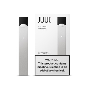 Juul - Silver Basic Device 8ct box