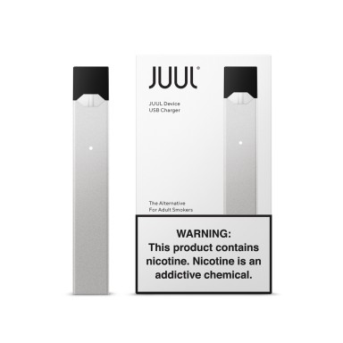 Juul - Silver Basic Device 8ct box - FALL PROMO SPECIAL