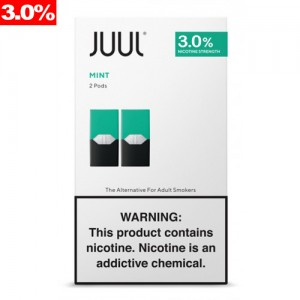 Juul Pods - 2-pack Cool Mint 3% 8ct box