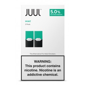 Juul Pods - 2-pack Cool Mint 5% 8ct box