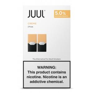 Juul Pods - 2-pack Creme Bruule 5% 8ct box