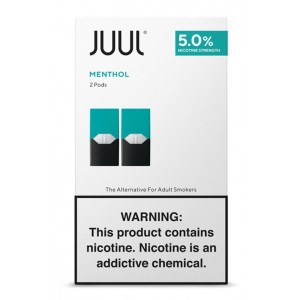 Juul Pods - 2-pack Classic Menthol 5% 8ct box