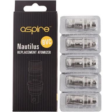 ASPIRE Nautilus BVC Coil (5 pack)