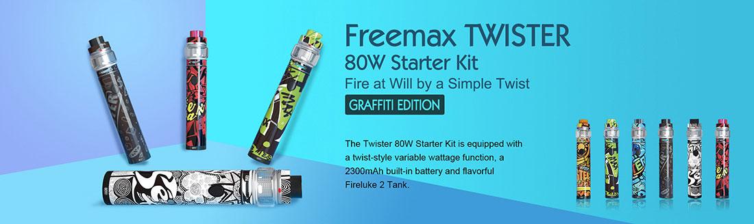 Freemax Graffitti