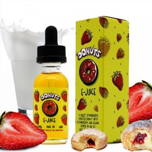 Marina Vapes - Strawberry Donuts - 60ml
