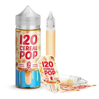 120 Cereal Pop - 120ml