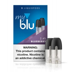 MyBLU Blueberry Liquid Pods (5ct Box)