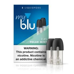 MyBLU Polar Mint Liquid Pods (5ct Box)