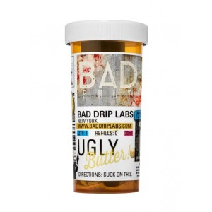 Bad Drip - Ugly Butter Bad Salt - 30ml