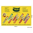 Bud Vape Disposables (10ct Box)