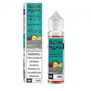 Pacha Mama - Passion Fruit Raspberry Yuzu