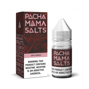 Pacha Mama Salts - Apple Tobacco 30mL