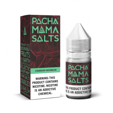 Pacha Mama Salts - Strawberry Watermelon 30mL