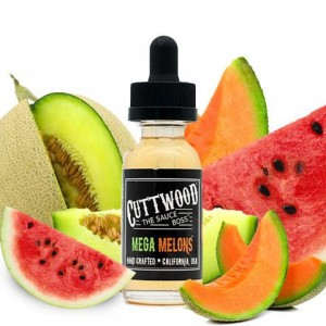 Cuttwood - Mega Melons - 30ml