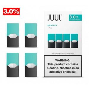Juul Pods - Classic Menthol 3% 8ct box
