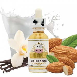 Moo - Vanilla Almond Milk - 30ml