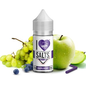 Mad Hatter - I Love Salts - Grappleberry - 30ml