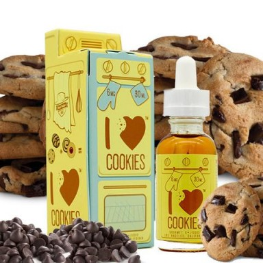 Mad Hatter - I Love Cookies - 30ml