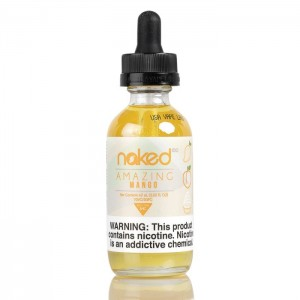 Naked - Amazing Mango - 60ML