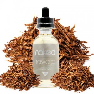 Naked - Tobacco - Cuban - 60ML